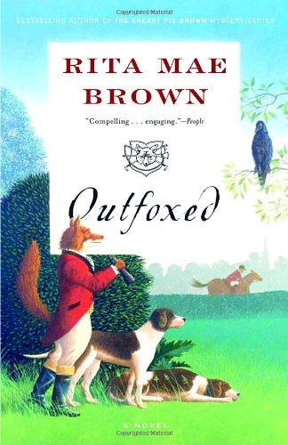Book cover for Outfoxed