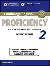 Cambridge English Proficiency 2 Student's Book without