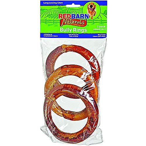 Red Barn Naturals Bully Rings 3 Pack