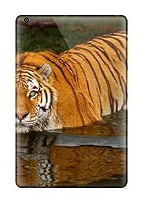 New Premium FnHlmCz18CqYMO Case Cover For Ipad Mini/mini 2/ Attractive Tiger Tiger Protective Case Cover by mcsharks