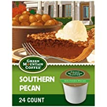SOUTHERN PECAN Flavored Coffee --- by Green Mountain --- 2 boxes of 24 K-Cups