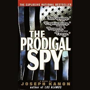 The Prodigal Spy Audiobook