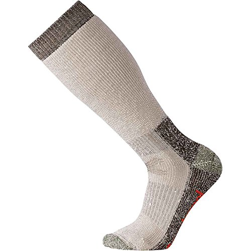 Smartwool Men's Hunt Extra Heavy Over the Calf Socks (Taupe) Large