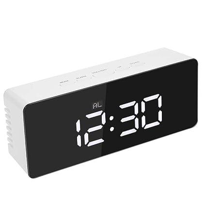 Reloj Despertador Digital, Reloj con Pantalla Led el Mejor ...