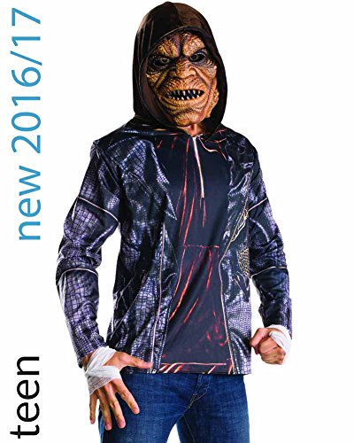 Rubie's Costume Co. Men's Suicide Squad Killer Croc Kit, As Shown, TEEN