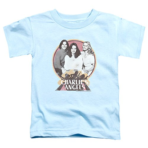 Sons of Gotham Charlies Angels Retro Group Toddler T-Shirt
