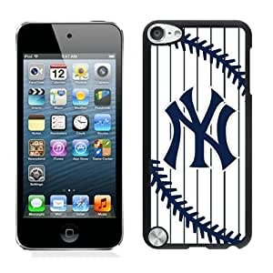 Ipod Touch 5 Case MLB New York Yankees 1 Amazed Cool Design Cover in Electronics