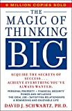 img - for By David Schwartz - The Magic Of Thinking Big (1st Edition) (3.3.1987) book / textbook / text book