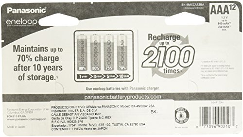 Panasonic-BK-4MCCA12BA-Eneloop-AAA-2100-Cycle-Ni-MH-Pre-Charged-Rechargeable-Batteries-12-Pack