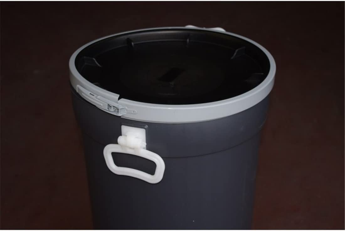 Jardin202 - Bidón de plástico con Boca Ancha de 50 litros: Amazon ...