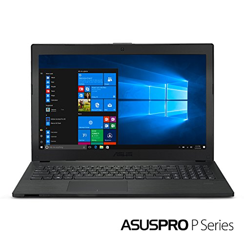 "ASUSPRO Laptop - 15.6"" FHD Matte Display, Intel Core i5-8250U CPU, 8GB RAM, 256 GB SSD , NVIDIA GeForce MX110, TPM, Fingerprint, 9 Hours, Windows 10 Professional - P2540UB-XB51"