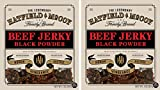 Hatfield & McCoy Jerky 2 Pack Black Powder Beef Review