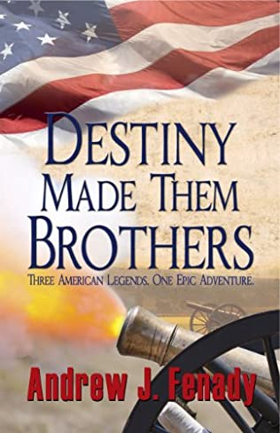 book cover of Destiny Made Them Brothers