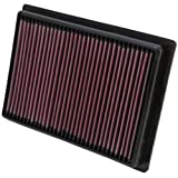 K&N PL-5712 High Performance Replacement Air Filter by K&N