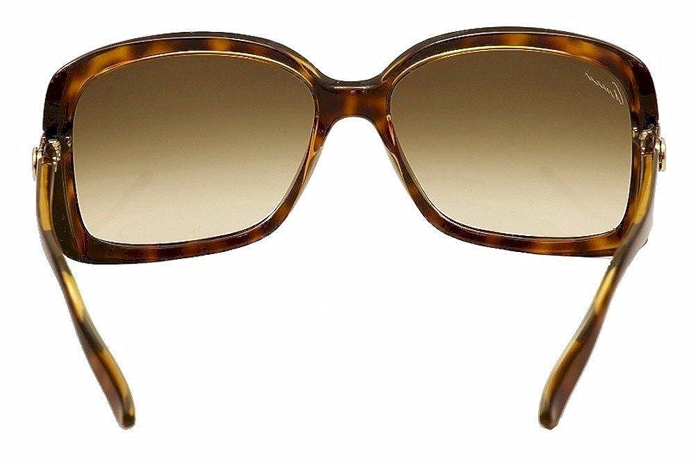 6599dc2982337 Amazon.com  Gucci Women s 3188 S Rectangle Sunglasses