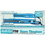 Babyliss Pro Nano Titanium Straitening Irons