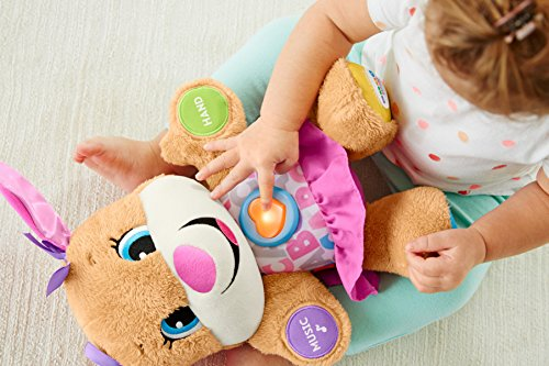 51mT0pyUneL - Fisher-Price Laugh & Learn Smart Stages Sis