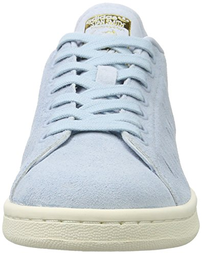 Mujer Blue chalk easy Zapatillas Azul Adidas Blue Para White easy Smith Stan 7qwHzFUI