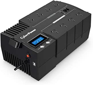 CyberPower Systems BR1000ELCD BRIC Line Interactive UPS