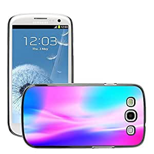 Super Stellar Slim PC Hard Case Cover Skin Armor Shell Protection // M00052677 colorful aero 38 // Samsung Galaxy S3 i9300