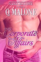 Corporate Affairs (Chick-Lit With Heat Book 1) (English Edition)