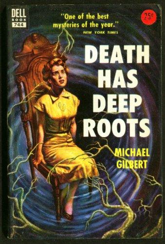 (Gilbert Death Has Deep Roots GGA pb redhead chair fear)