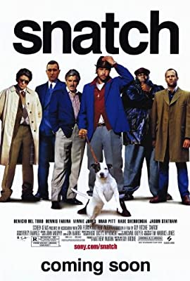Image result for snatch movie poster