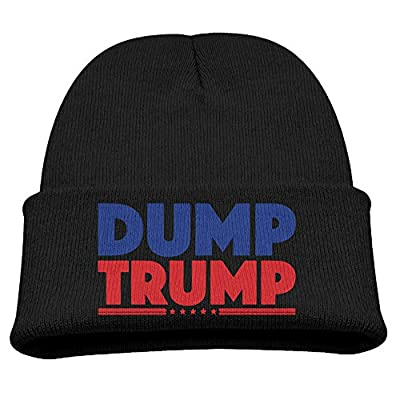 AsenraChild's Skull Cap Dump Trump Knit Beanie