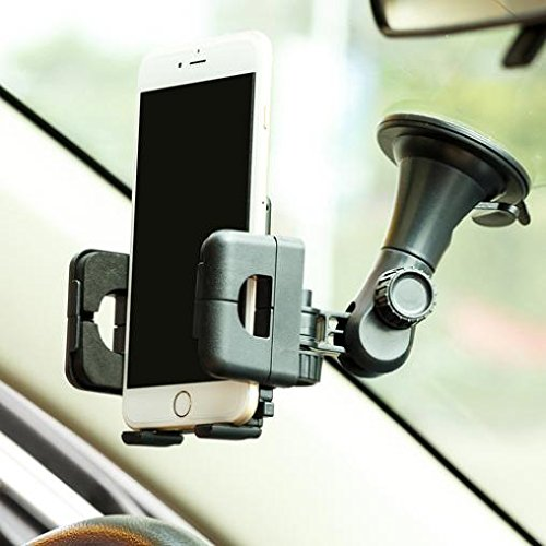 bb67a2c01c67b8 outlet Kyocera DuraForce Pro Compatible 2-in-1 Car Mount Dash Windshield  Phone Holder