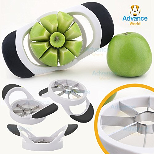 Advance World Apple Pear Potato Slicer Corer and Cutter Dividing