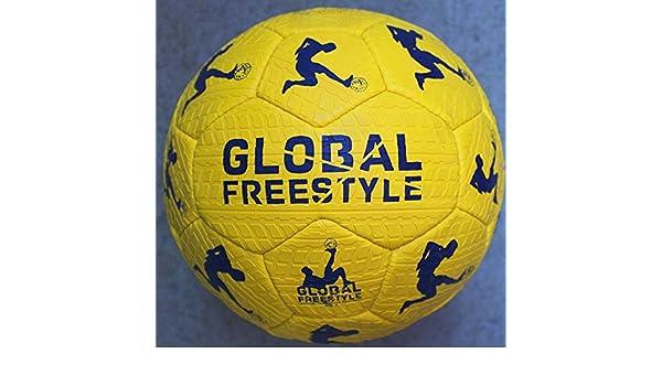 Global Freestyle Grip bola: Amazon.es: Deportes y aire libre