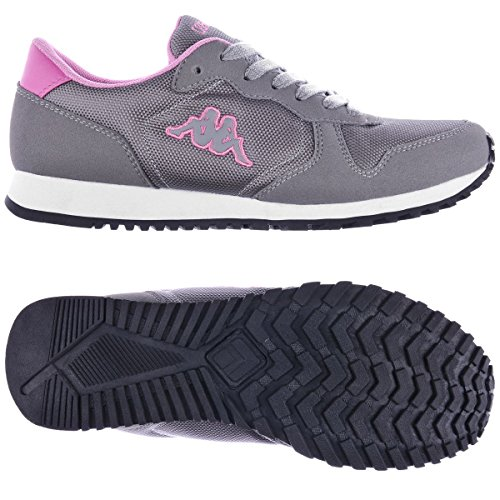 Sneakers - Vertioled 4 Lt Grey-Pink
