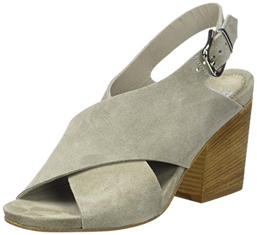 3905 Femme Company safari Mules The Fruit Gris qxEpI7