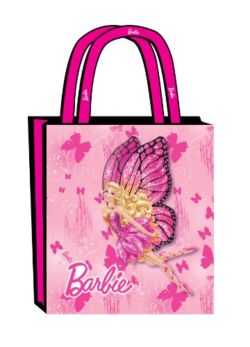 Rubies Mariposa Barbie Trick-or-Treat Bag - Adult Barbie Wig