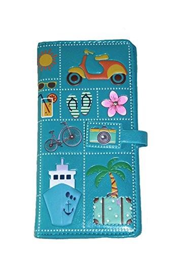 Shagwear Women's Summer Wallets (Summer Icons - Womens Wallet Icon