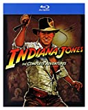 Indiana Jones Quadrilogy (BOX) [5Blu-Ray] (English audio. English subtitles)