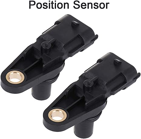 FEIPART Camshaft Position Sensor Assembly Replacement for 2008-2010 Buick Enclave 2007-2008 Buick LaCrosse 2007-2010 Cadillac CTS 2007-2009 Cadillac SRX 12590907 Camshaft Sensor 4PCS