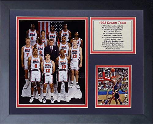 1992 USA Dream Team Olympic Basketball Team 11
