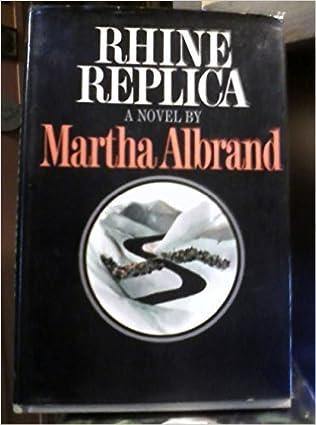 book cover of Rhine Replica