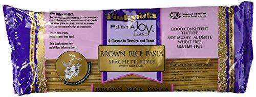 Tinkyada Brown Rice Spaghetti w/ Rice Bran - 16 oz