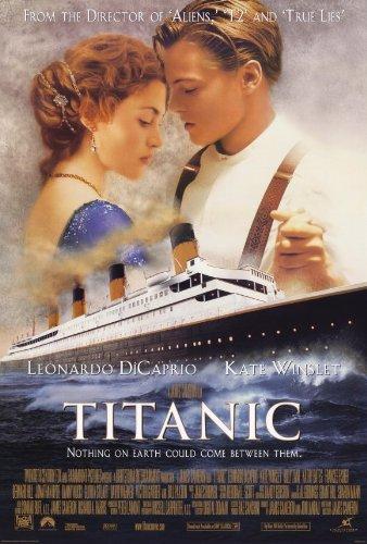 Titanic - 1997 - 27 x 40 Movie Poster - Style C