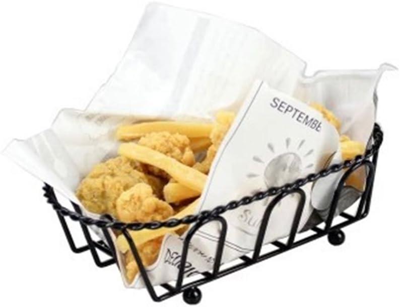 Chicken Wings 19 11 6.3 Panier /à pain en forme de poulet Noir 19 11 6.3 Noir