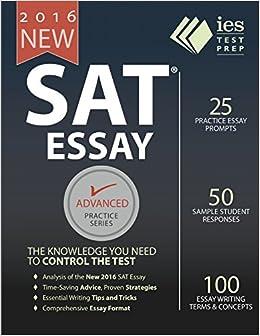 New SAT Essay Workbook Khalid Khashoggi 9780996406437 Books