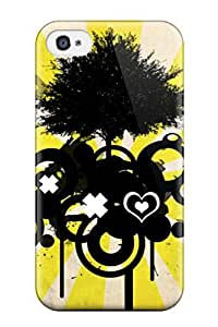 Muriel Alaa New Style 8654330K38588914 Premium Case For Apple Iphone 5C Case Cover - Eco Package - Retail Packaging