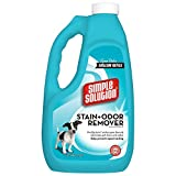 Simple Solution Pet Stain and Odor Remover with Pro-Bacteria and Enzyme Formula - Made in USA
