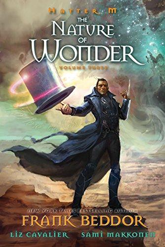 (Hatter M: Nature of Wonder (Hatter M Looking Glass Wars))