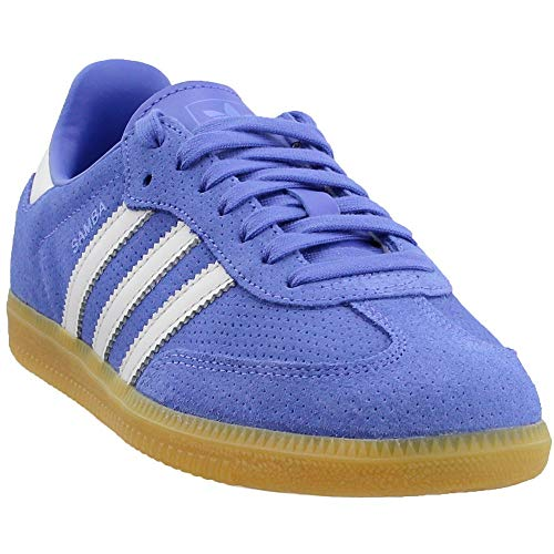 (adidas Samba OG Women's Shoes Real Lilac/Real Lilac/Crystal White b44697 (6 B(M) US))