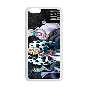 EROYI Villains by disney freak Case Cover For iPhone 6 Plus Case