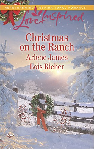 Christmas on the Ranch: The Rancher's Christmas Baby\Christmas Eve Cowboy (Love Inspired)