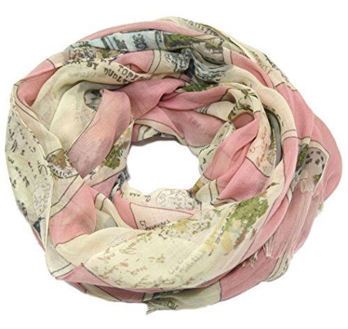 Scarfs Melifluos Fashion Scarves Lightweight